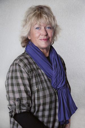 Angela Beausang, ordförande i Roks är inte förvånad över resultatet, att män importerat fruar är ingen nyhet. Hon är glad att problemet kommit upp till debatt. FOTO: ROKS