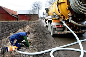 Nu har Bergslagens kommunalteknik upphandlat nya kontrakt med entreprenörer för slamtömning i norrkommunerna.