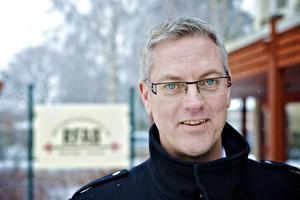 Jan Kans, sedan en måndag tillbaka VD för Rättviks Fastigheter AB.
