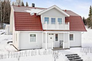 7. Besök på objektsidan: 2432      Var: Kungsnäs 155, Kungsnäs   Bostadstyp: Villa   Utgångspris: 3 500 000 kr