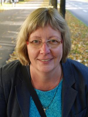 Eva Eiderström, Naturskyddsföreningen.