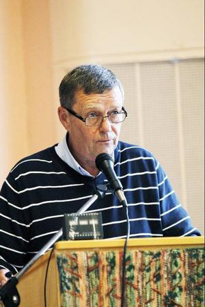 """Rolf Lilja (S): """"Jag tycker majoriteten kört över opinionen och förankringsprocessen har varit vag""""."""