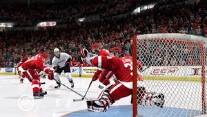 """""""NHL 09"""". Faktiskt ännu bättre än den flerfaldigt prisbelönade förra upplagan."""