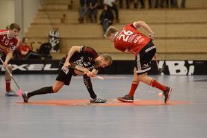 Adam Fernqvist gjorde sitt första mål sedan kvartsfinalserien mot Sirius 2015.