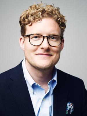 Jonas Björkman, vd på Tessin