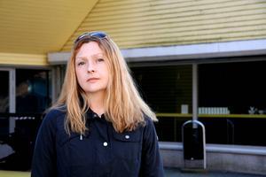 Regissören Tereza Andersson.