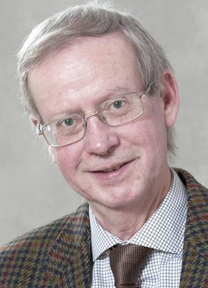 Rolf Jonsson, filosofie doktor i statsvetenskap.