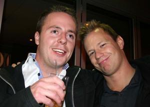 Tabazco. Mikael Arla och Johan Spendrups