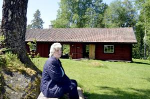 Håller öppet. Ulla Karlsson, ledamot i kyrkorådet, är en av flera som kommer att finnas på plats vid Vandrarnas kapell.