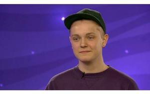 Erik från Leksand charmade Idol-juryn. Foto: Skärmdump från TV4 Play