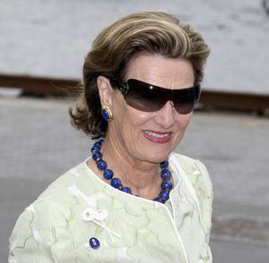 Drottning Sonja. Kvinnan bakom tävlingen som personligen delar ut priset till vinnaren. Foto:LiseÅserud