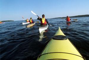 Kusten, sjöarna och älvarna är en tillgång för besöksnäringen i Gävleborg ...Foto: Ulf Borin