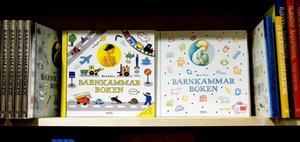 POPULÄR DOPPRESENT. Barnkammarböckerna är populära dop- eller namngivningspresenter.