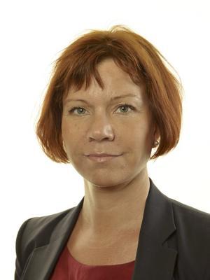 Riksdagsledamot. Margareta Larsson (SD) närvarar inte men får ändå lön.