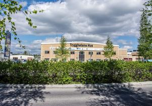 De samlade myndigheterna i Trygghetens hus i Östersund har ansetts vara ett föredöme i riket. Samarbetet mellan blåljusmyndigheterna har hyllats.