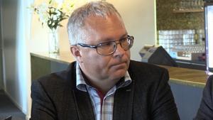Ulf Strinnholm Lidfalk kan bli ny ordförande i Modo Hockey.
