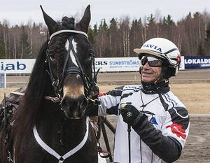 Wångenprofilen och vår tipsexpert Bo Eklöf  tror att Berglunds beslut kommer att ha positiv påverkan på andra tränare i Östersundsområdet. Foto: Stefan Sundkvist