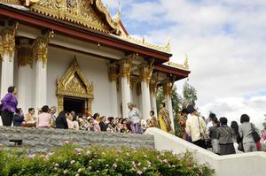 Driften av Thailändska paviljongen i Utanede är ute på anbud hos Ragunda kommun.