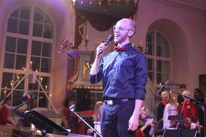 Emanuel Bagge var en av solisterna.