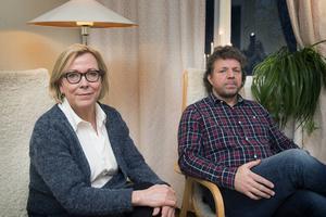 Örnsköldsvik har två familjerådgivare, Eva Sahlin och Tony Jacobsson.