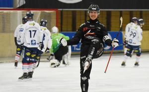Robin Andersson blev också målskytt i matchen.