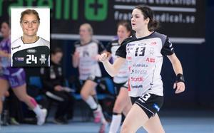 Kristin Ullén (lilla bilden) toppar interna skytteligan, tre mål före Miriam Sandberg Salach.