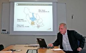 Carl Ström på Svenskt Näringsliv pekar på olika orsaker till kommunernas placering i rankingen. För Moras del pekar han på satsningen på kommunikation mellan kommun och företag. För Borlänge som också ofta ligger i Dalatoppen, pekar han på den stabila pol
