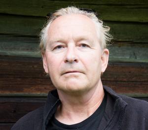 Sören Bondeson har favoriter som han lustläser om – P.O. Enquist och Steinbeck, bland andra.