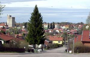 Omkring 70 procent av invånarna i Hedemora kommun bor i småhus.