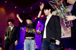 Årets konsert: Radioaktiva Räker på Hoforsrocken