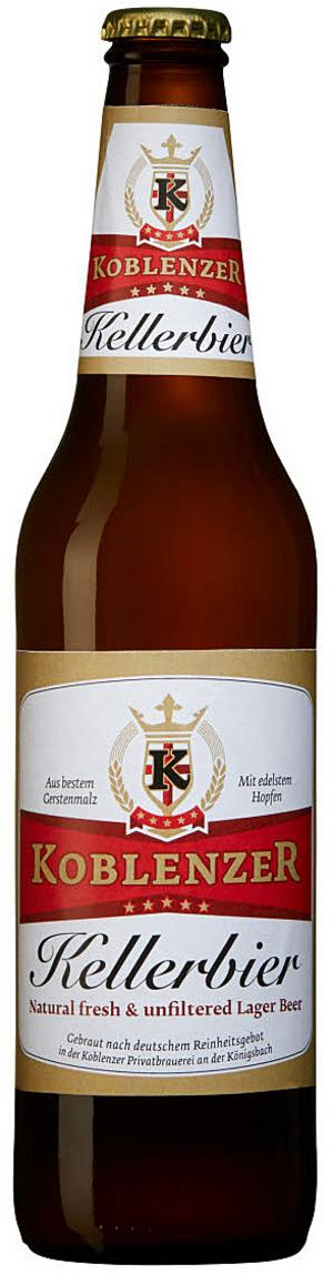 Koblenzer Kellerbier.