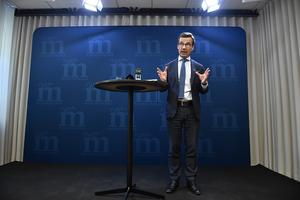 Moderaterna. Vad blir Ulf Kristerssons motsvarighet till Fredrik Reinfeldts och Anders Borgs arbetslinje?