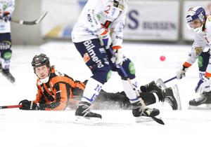 Bollnäs gjorde säsongens bästa match – och Daniel Mossbergs SAIK hade inte mycket att sätta emot. Hälsingelaget vann med 5–4.