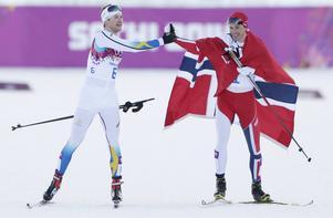 Vid OS i Sotji åkte både silvermedaljören Teodor Peterson, Sverige, och guldmedaljören Ola Vigen Hattestad, Norge, i den första semifinalen och fick mer vila än flera av konkurrenterna.