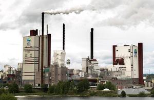 Turbinen på Östrandsfabriken är tillfälligt stängd – vilket kan orsaka ljudstörningar.