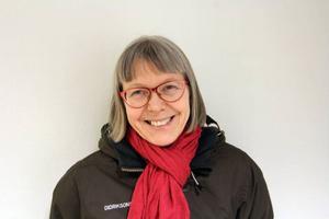 Ulla Näppä är en sjuksköterska som forskar. Hon jobbar med en avhandling som hon ska disputera med i vår och knipa en titel som medicine doktor i onkologi.