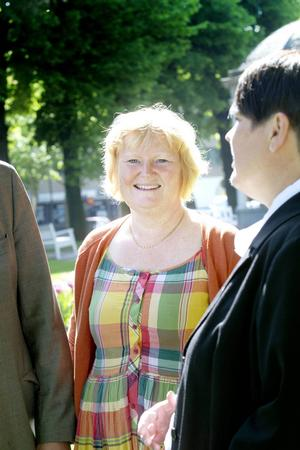 Marie-Louise Dangardt, S, siktar på ännu en period som kommunalråd.