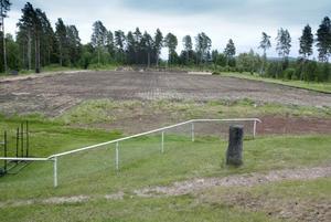 Arbrå BK satsar nästan en halv miljon på att förbättra sin plan där en helt ny gräsmatta ska anläggas.