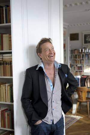 Predikant. Björn Ranelid tröttar ut läsaren med sina upprepningar.