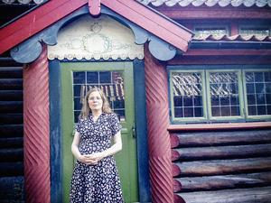 Konstnären Frida Yngström är initiativtagare till projektet DrömSafari.