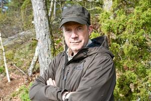 Thomas Ekberg.Arkivfoto: Privat