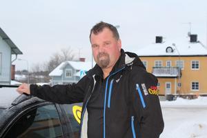 Christer Holmberg är bilentusiasten som vill att fler ska få upp ögonen för sporten.