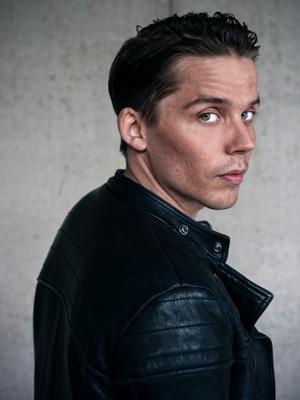 Albin Johnsén. Bild: Johan Bergmark.