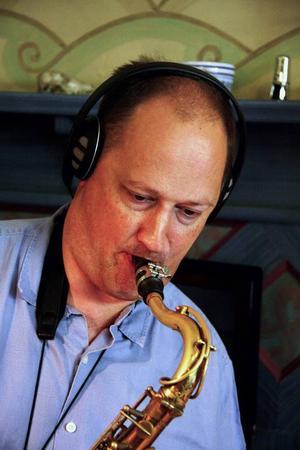 Joakim Milder spelar med sin kvartett på fredag.