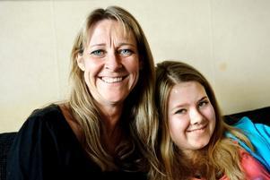 Gisela Mildner vann drömresan till Barcelona för dottern Elins skull.