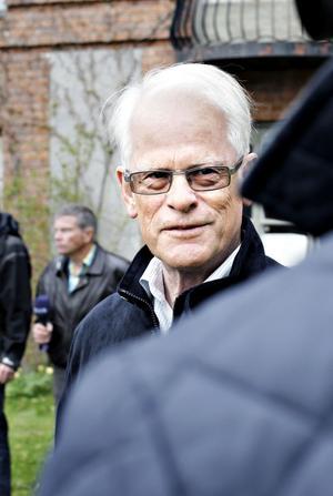 MINDES. Ingvar Carlsson var statsminister i Sverige vid tiden för olyckan. På torsdagen fanns han med vid Länsmuseets ceremoni  i Gävle.