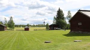 - Svärdsjö är sommar för mig, säger Lasse Berghagen.