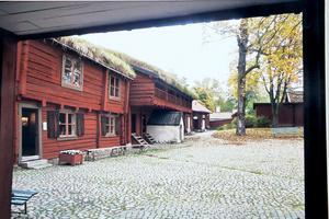 Närke, eller närmare bestämt Örebro har sitt Wadköping med sina kulturbyggnader. Börje fotade.