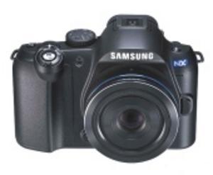 Systemkamera utan spegel från Samsung