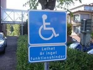 Arbetslösheten för Sveriges funktionshindrade har ökat med hundra procent sen 2008.
